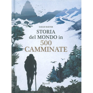 Storia del Mondo in 500 camminate imp