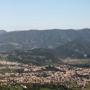 Panorama da Santa Susanna