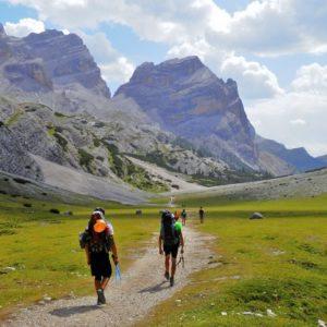 Civetta- la Val Civetta