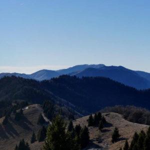 Cresta Monte Santo